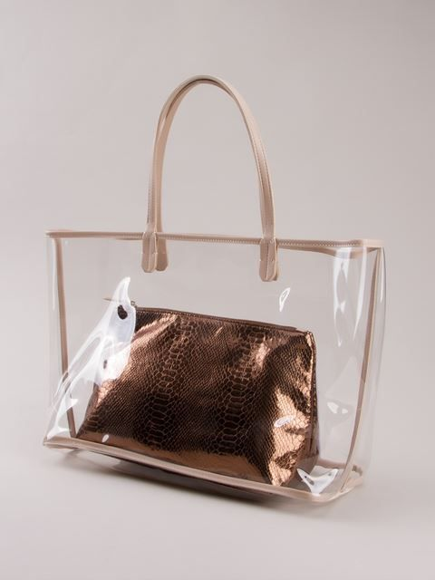 Sub transparent bag