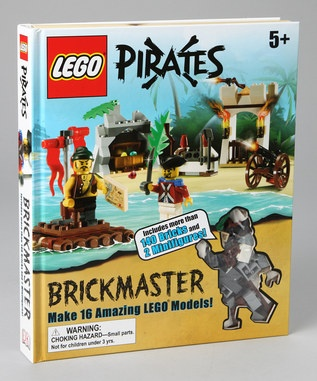 LEGO Toys, Clothing & More up to 65% OFF at Zulily!: Adventure, Lego Pirates, Christmas, Pirates Brickmaster, Baby, Kids, Mom, Brickmaster Set, Island