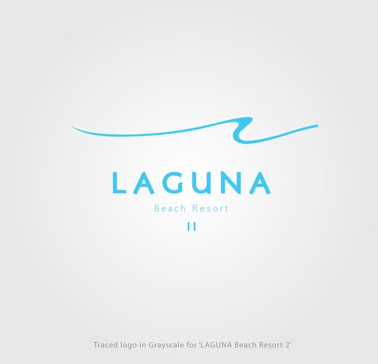 Laguna Beach Resort 2 Official Logo by Heights Holdings