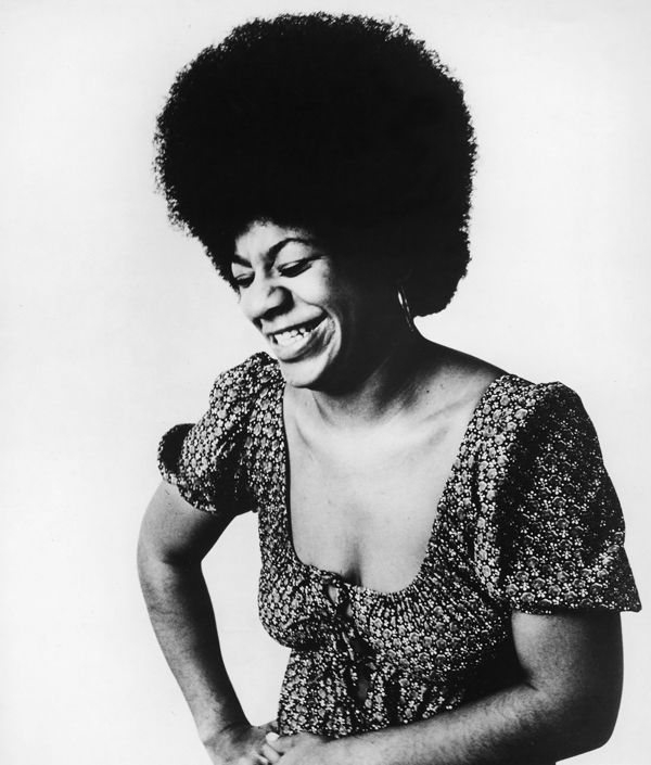 """Merry Clayton, the female voice behind The Stones' """"Gimme Shelter,"""" and she did it in the middle of the night while she was heavily pregnant. The woman is every bit as good as Aretha. Maybe better."""