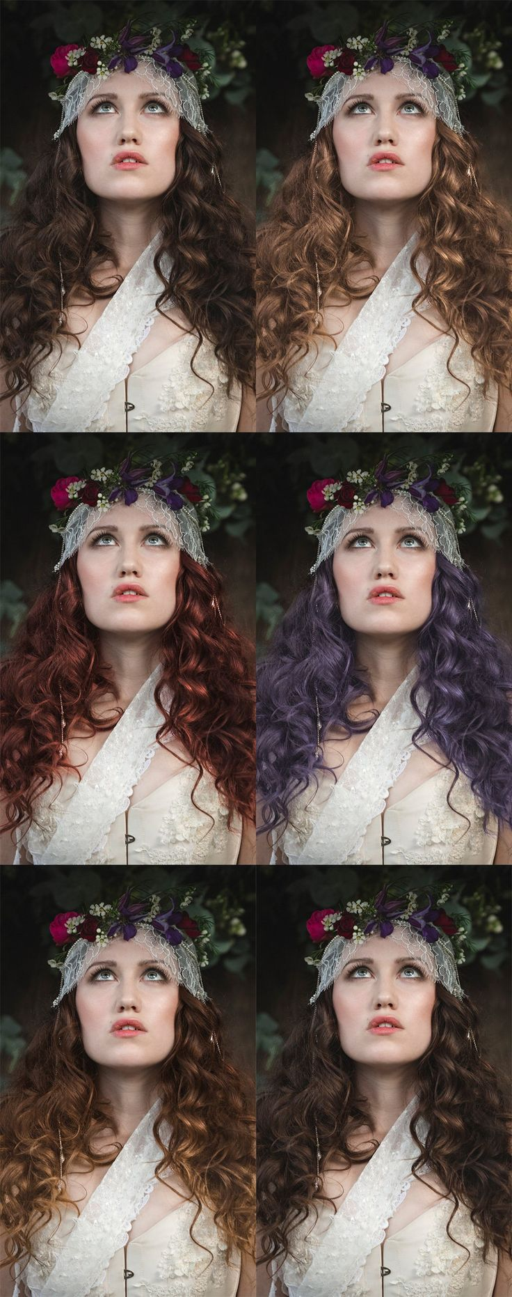 Photographer Tigz Rice demonstrates how to use Photoshop to change hair colour, lighten hair colour, tint hair colour and create Ombre hair effects in this Photoshop tutorial.
