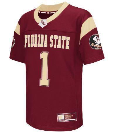 NCAA Florida State Seminoles Youth Hail Mary Football Jersey