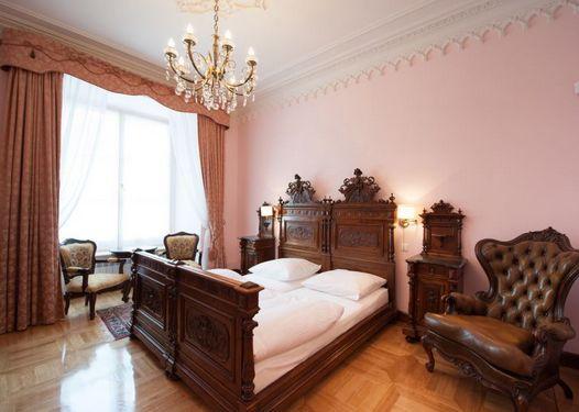 Pokoje w Pałacu