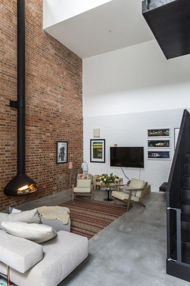 A Gorgeous Loft in London (And You Can Rent It!)