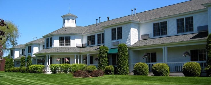 My Favorite Hotel in Door County :)
