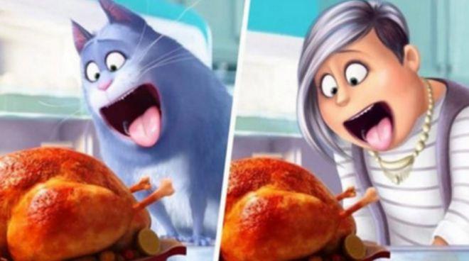 Takto by vypadala animovaná zvířata jako lidé. Kdo z nich je nejlepší? - Evropa 2