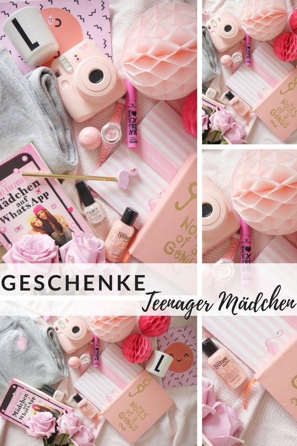 Geschenkideen für Teenager Mädchen | Blogmix - Gruppenboard ...