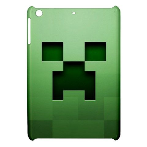 Creeper Minecraft Apple iPad Mini Hardshell Case