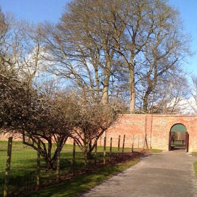 Newbridge House and Farm.