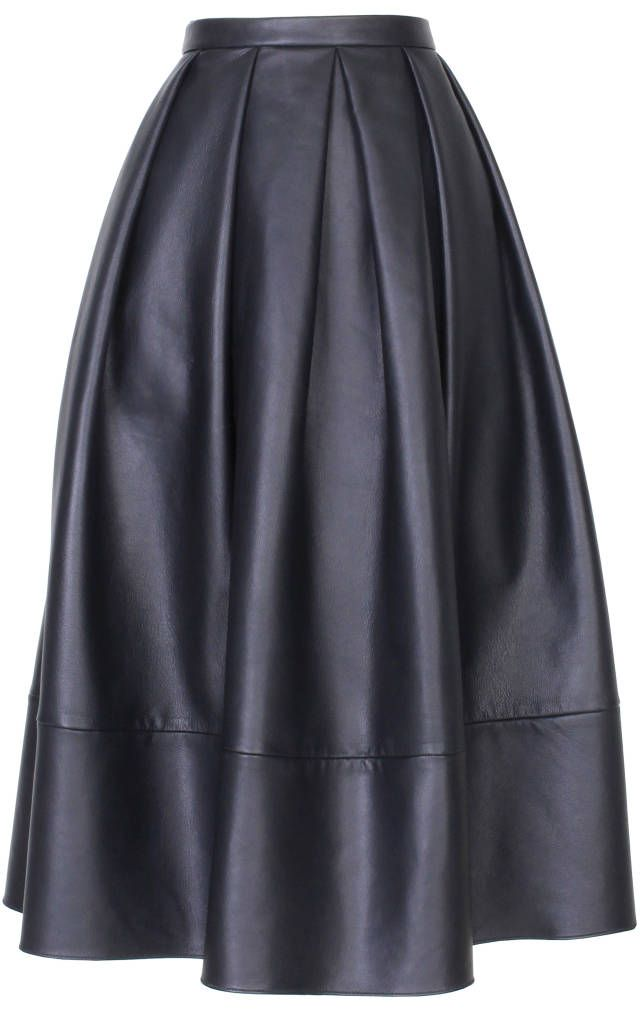 #TheList: Fall's New Skirt