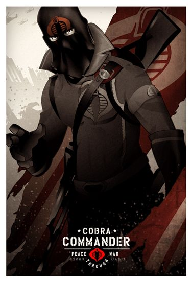 © Belldandies -- Cobra Commander