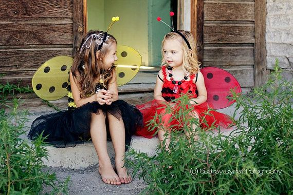 cute costumes!: Adorable Costumes, Bumble Bees Costumes, Kiddie Costumes, Girls Bees Costumes, Kids Costumes Lady Bugs, Bugs Halloween, Rompers Costumes, Awesome Costumes, Cute Costumes