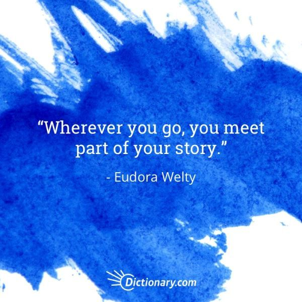 What part of your day has made it in to your story?  www.writersrelief.com