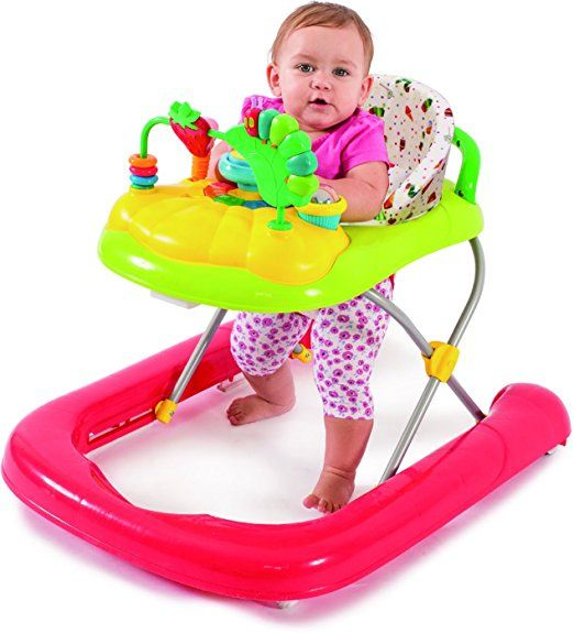 Amazon.com : Creative Baby The Very Hungry Caterpillar 2-in-1 Walker : Baby
