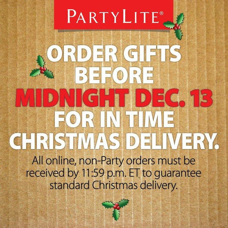 still have some stockings to stuff well hurry now and fill them up by December 13th at midnight last orders go in for Christmas delivery at www.partylite.biz/elegancebymarta
