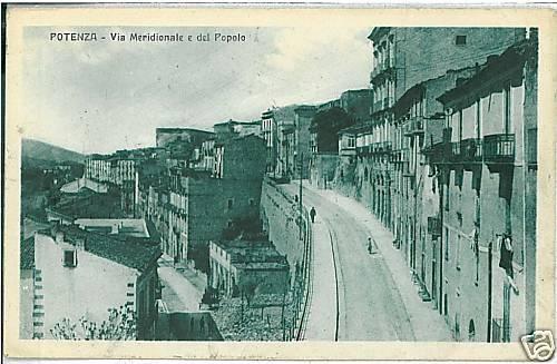 Via Meridionale e del Popolo, Potenza - Basilicata