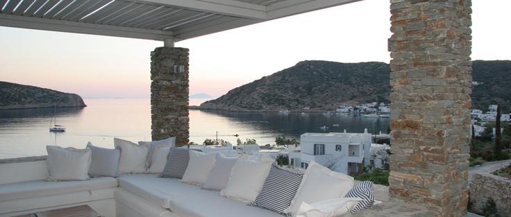 Elies Resort, Sifnos