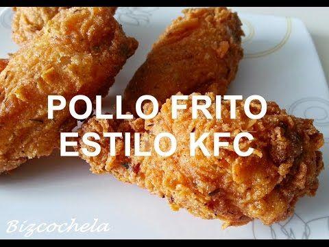 RECETAS Y A COCINAR SE HA DICHO!!!!: POLLO FRITO ESTILO KFC