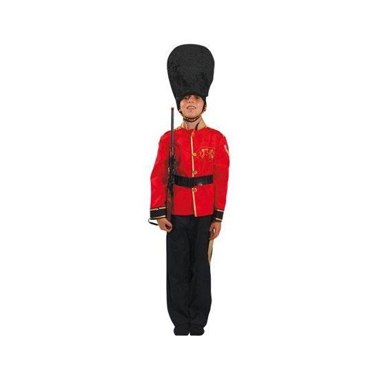Britse soldaat kostuum voor kinderen. Dit Britse soldaat kostuum bestaat uit een jas, broek, riem en hoed. Carnavalskleding 2015 #carnaval
