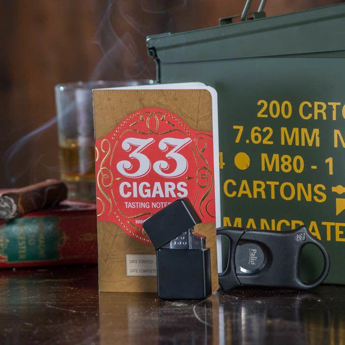 Premium Cigar Ammo Can Humidor