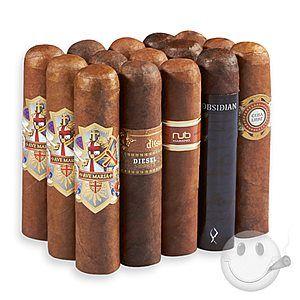 CI's Fat Camp Super-Sampler - Cigars International - $39.95. . . . damn that's a deal!
