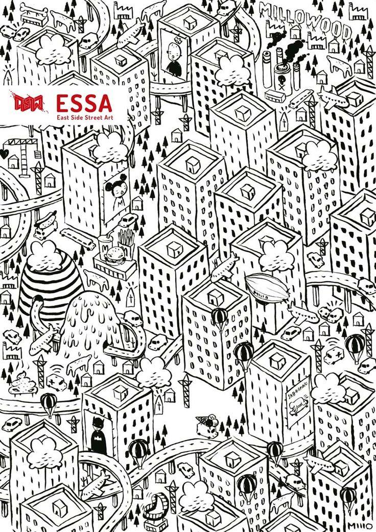plakat ESSA 2015