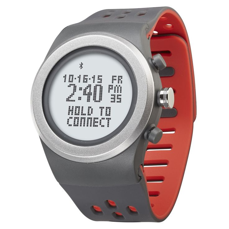 LifeTrak Zone R420 Adjustable Heart Rate Watch, Gray/Sport Red. Stream and record continuous heart rate via chest belt (belt sold separately), or check your heart rate with the ECG accurate heart rate finger touch via push button. Think long term. Review more than a year of data and detailed charts. Compatible with LifeTrak fit, Apple health & google fit Apps and valid integrated. Get all day calorie burn stats for a more accurate picture of your progress. Automatically calculates calorie...