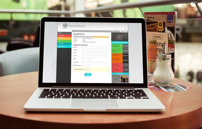 Sitio web - Total Potentials