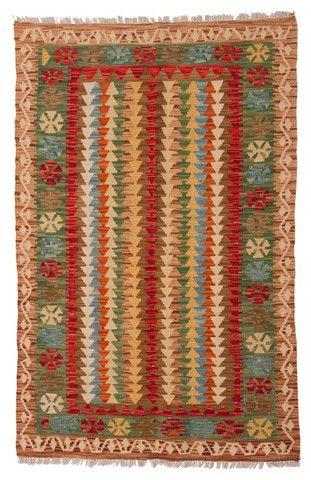 kilim - Kilim Afegão 152x97 cm.