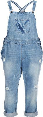 <3 Lys Blå Jeans fra ZIZZI JEANS