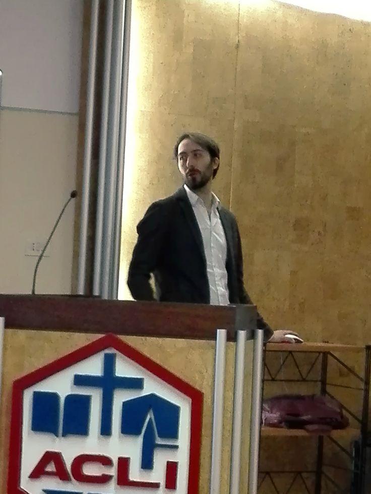 @alessiomuzzarel, membro di Presidenza Nazionale CTA, presenta il nuovo sito dell'Associazione: www.ctanazionale.it