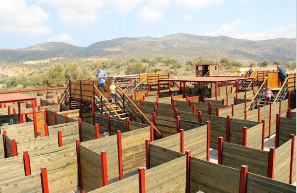 Μια μοναδική έκπτωση περιμένει τα μέλη του Minoan Lines Bonus Club στο πάρκο με τον ειδικά διαμορφωμένο λαβύρινθο των 1.300 τ.μ.!  #Minoan_Bonus_Club  A special discount awaits our Bonus Club member at the extraordinary Labyrinth Park! http://www.minoan.gr/en/%CE%BFffer/1212/labyrinth-park