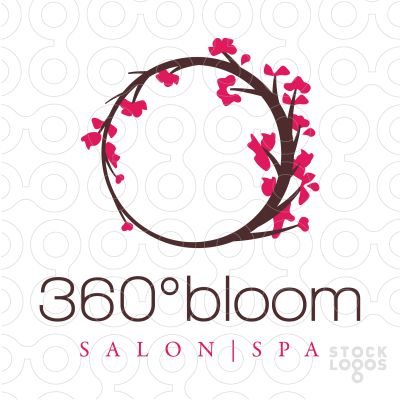 360 bloom salon spa cherry blossoms blossoms and search for 360 degrees salon