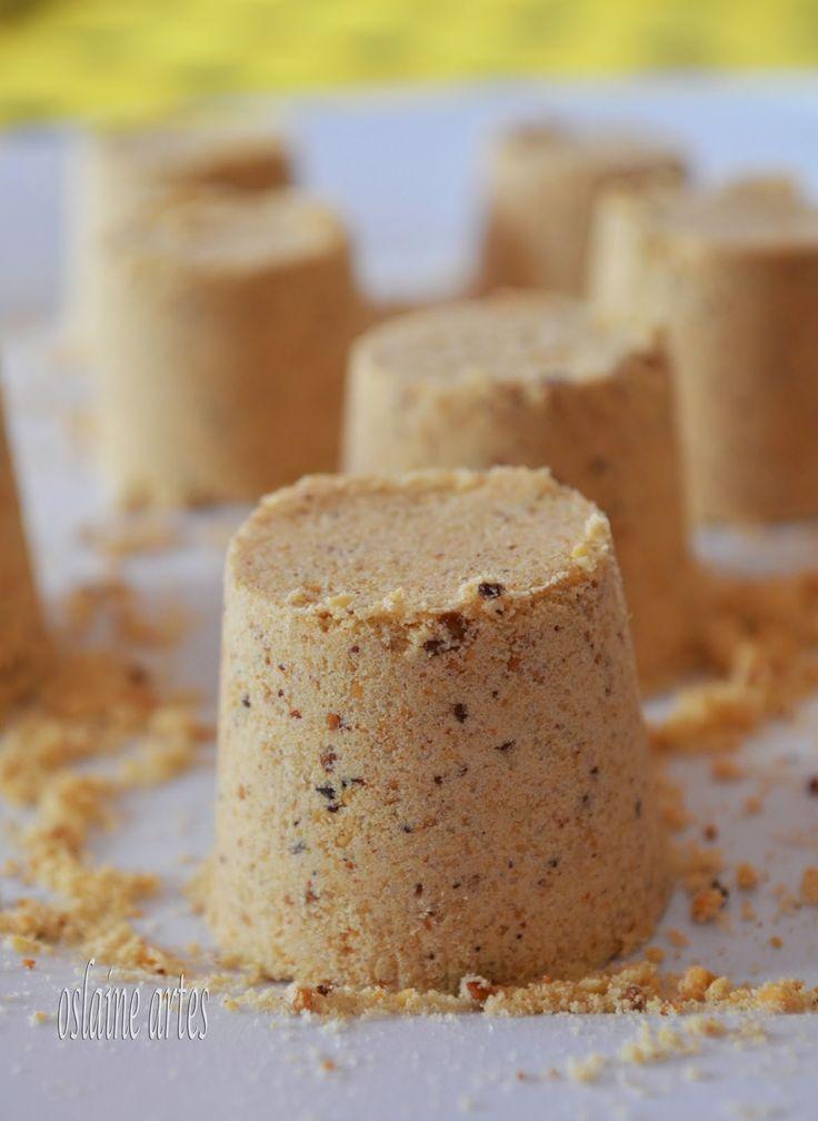Fazendo Arte: Paçoca de Amendoim