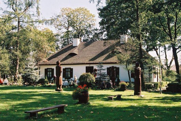 Wola Okrzejska muzeum Sienkiewicza