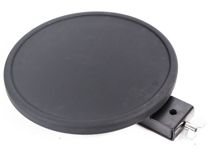 """awesome Simmons 11"""" Dual-Zone Electronic Snare Drum Pad SDP9KDZSNPAD, NEW   Check more at http://showbizmusic.com/simmons-11-dual-zone-electronic-snare-drum-pad-sdp9kdzsnpad-new/"""