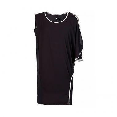 Black Silver Mini Dress