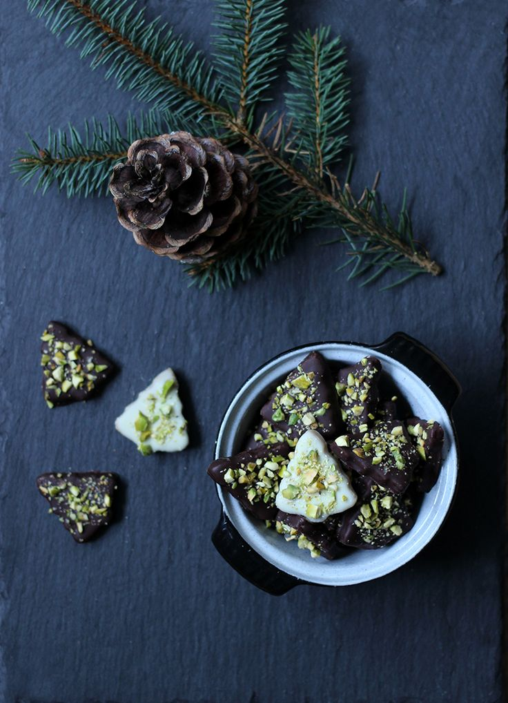 Organic christmas treats <3