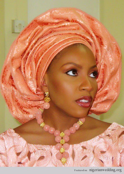 78 best images about nigerian aso oke colours ideas on - Matching colours with peach ...