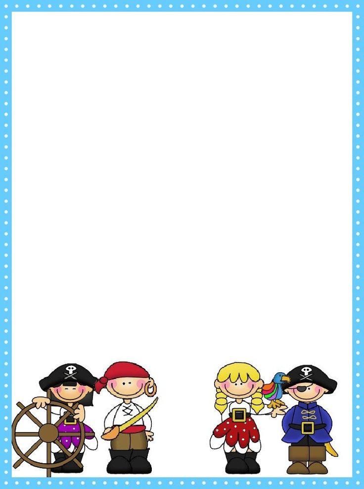Etiquettes petits pirates.
