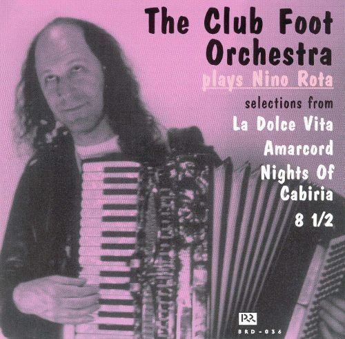 Plays Nino Rota: Selections From la Dolce Vita [CD]