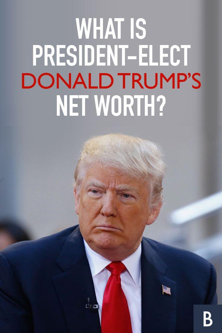 Best 25+ Trump Worth Ideas Only On Pinterest  Donald Trump Worth,  Donald Trump Biography And Donald Trump Background