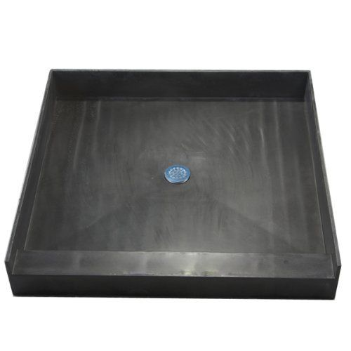 "Tile Redi Single Threshold Tile Redi Shower Base 3636CBOBO-PO: 36""W x 36""L x 7""D by Tile Ready. $564.00. Tile Redi is the inventor of Tile Ready shower products. Tile Redi is both the industry innovator and industry leader of the Tile Ready shower base, and has the industries largest selection of Tile Ready shower pans, including single curb shower bases, bathtub replacement shower pans, and ADA and barrier free shower pans. Our Tile Ready shower pans are one piece..."