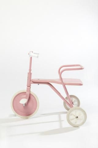 Foxrider tricycle pink side - ZoenvoorGust.be Driewieler