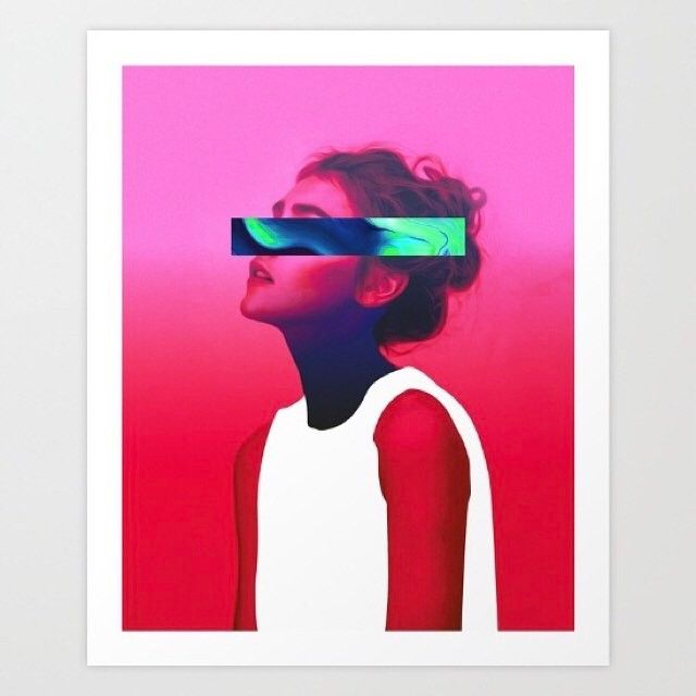 'Tyoo' Art Print by Dorian Legret: ⠀ Visit http://bit.ly/2j28EvJ or shop the feed from our profile.⠀ ⠀ ⠀ #interiordesign #interiordesigner #interiordesignideas #interiordesigners #interiordesigninspiration #interiordesigning #interiordesignstudent ⠀ #affo