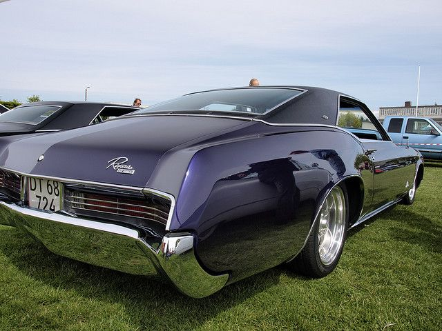 Charming 1966 Buick Riviera
