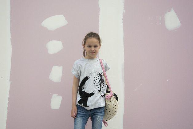 T-SHIRT POTAŃCÓWKA - DwieLeweRece - Bluzki dla dzieci