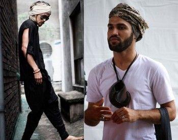 taqiyah islamico masculino turbante