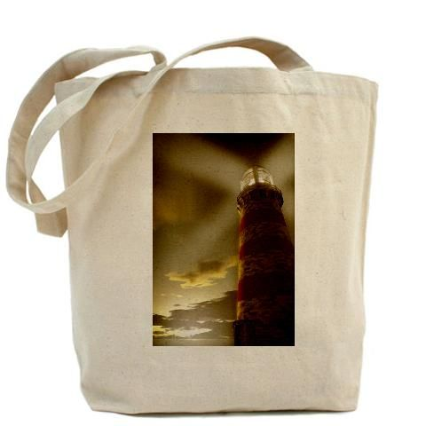 Lighthouse And Sky, original art by John MankowskiPrice - $17.00-AHAkUZ87