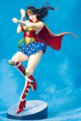 ARMORED WONDER WOMAN STATUE DC COMICS BISHOUJO